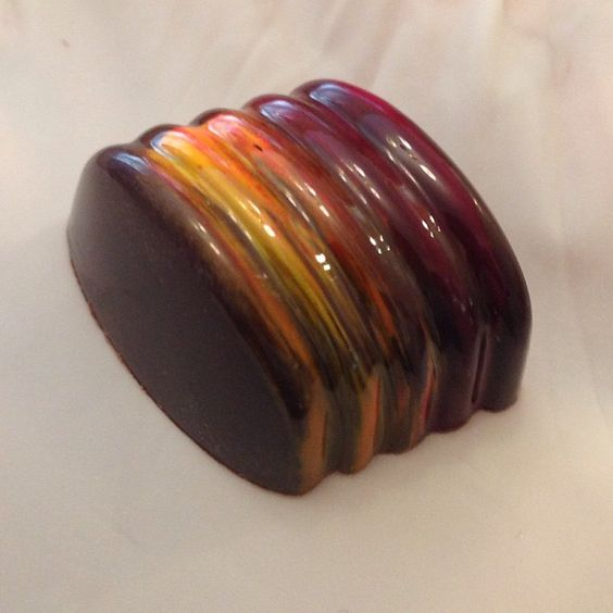 I always wanted to hold fire in my hand. Now I can... #fuegomeansfire #designerchocolates #luxury