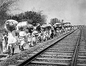 India partition..innocent..victim