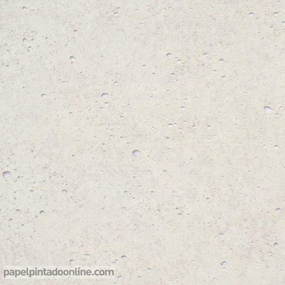 Papel Pintado New Walls NWS_1847_52_03, papel de imitación hormigón en tono blanco roto.