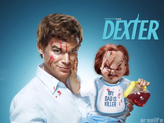 Dexter Morgan Fan Art | Starting from 219 th result Go to first result