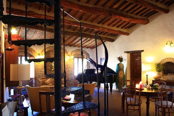 Locanda del Loggiato ~ Bagno Vignoni (SI) | Boutique Stays We\'d ...