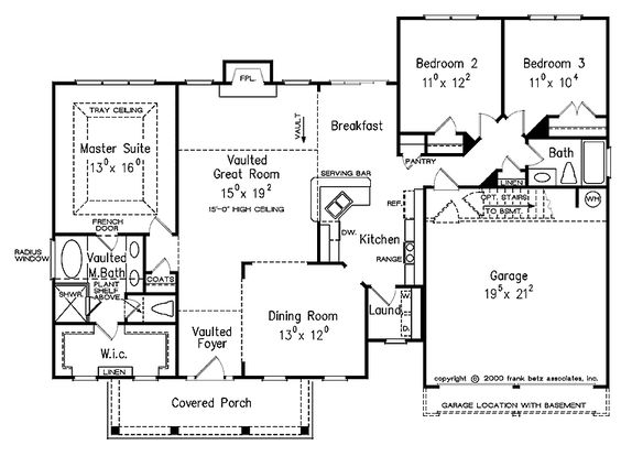Square feet  Bedroom floor plans and Floor plans on Pinterestsplit bedroom floor plans square feet   house plans pricing blueprints sets