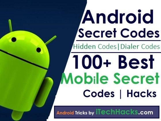 Top 800 Latest Android Secret Codes Hidden Codes 2020 In 2020 Android Secret Codes Android Codes Android Phone Hacks