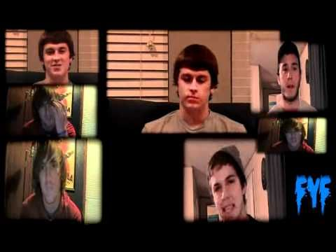 Fourth Year Freshmen Bad Day Daniel Powter Cover A Capella Cover Acoustic Covers Bad Day Cover