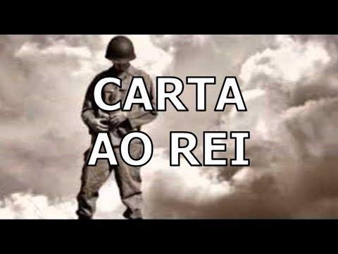 Carta Ao Rei Elias Silva Voz Com Letra Youtube Letras