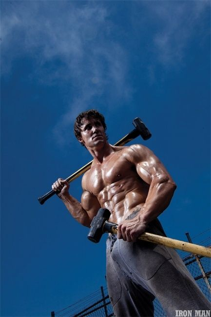 Fitness motivation | Greg Plitt