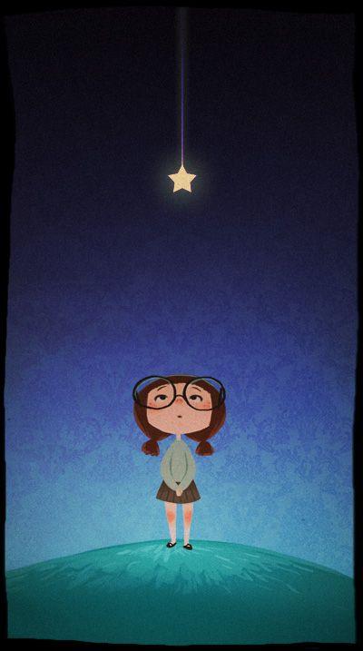 Star bright, star light, first star I see tonight, I wish I may, I wish I might…