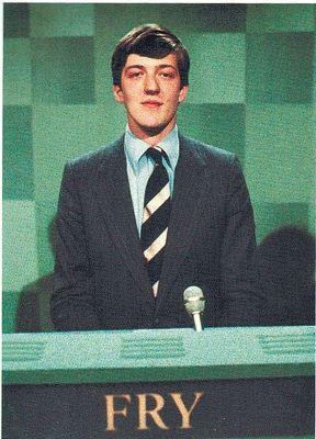 Stephen Fry reveals himself