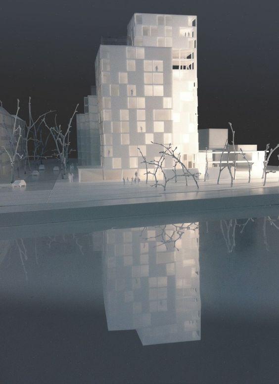 Design team: COBE Berlin; Holzwarth Landschaftsarchitektur, Berlin; Happold Ingenieurbüro GmbH, Berlin