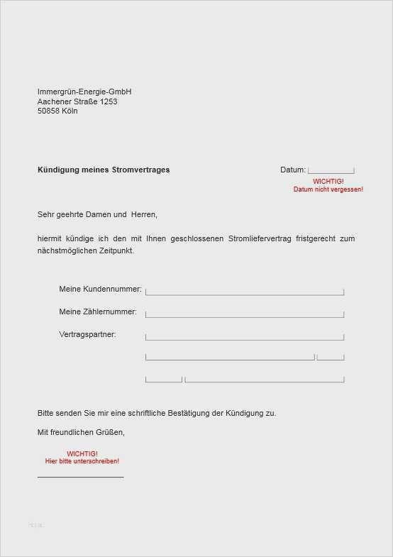 32 Hubsch Kundigung Gas Vorlage Bilder In 2020 Vorlagen Vorlagen Word Anschreiben Vorlage