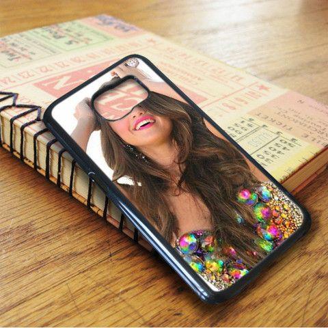 Selena Gomez Smiley Cute Samsung Galaxy S7 Case