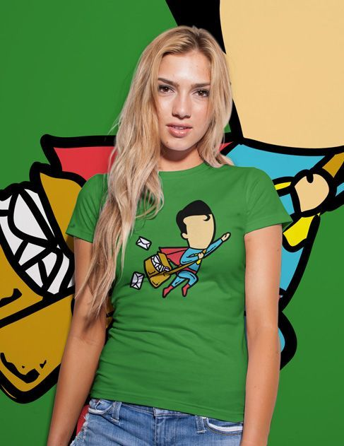 Flying Mouse 365 Selected Tees - Part Time Job - Post