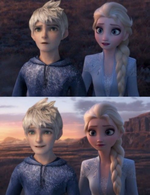 Overland X's Jelsa Frozen 2 images from the web