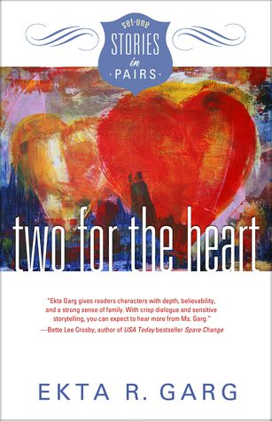 Looking for a quicky read for the commute to work? You won't go wrong the two for the heart. These are 2, loosely connected short stories that will make that long journey just fly past.