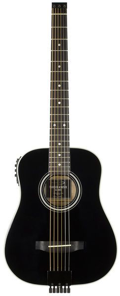Traveler Guitars Acoustic AG-200 EQ BK