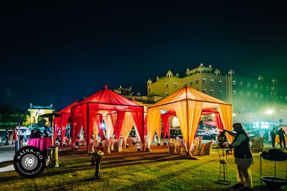 Writer's Ball, Zee Jaipur Literature Festival, Rajasthan, Le Meridien Jaipur #ZeeJLF #NainaCo