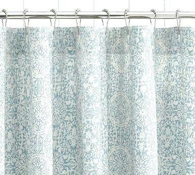 Bathrooms Curtains Alluring Light Blue Showercurtain Grey Nice Amazing Curtains Bathro Fabric Shower Curtains Light Blue Shower Curtain Gray Shower Curtains