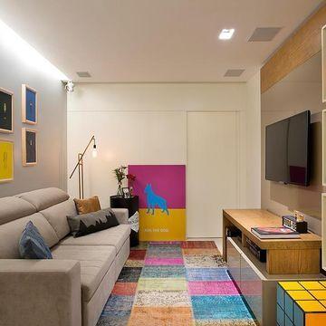 Sala de estar - Decoração, Fotos, Dicas e Ideias - Viva Decora