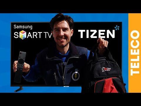 Cómo Buscar Y Ordenar Canales En Samsung Smart Tv Sistema Operativo Tizen Youtube Smart Tv Samsung San Andreas 5
