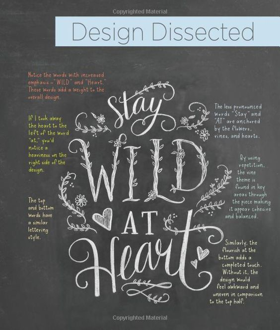 The Complete Book of Chalk Lettering: Create and Develop Your Own Style: Valerie McKeehan: 9780761186113: Amazon.com: Books:
