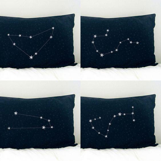 Image of SMALL BATCH: Zodiac Pillowcase