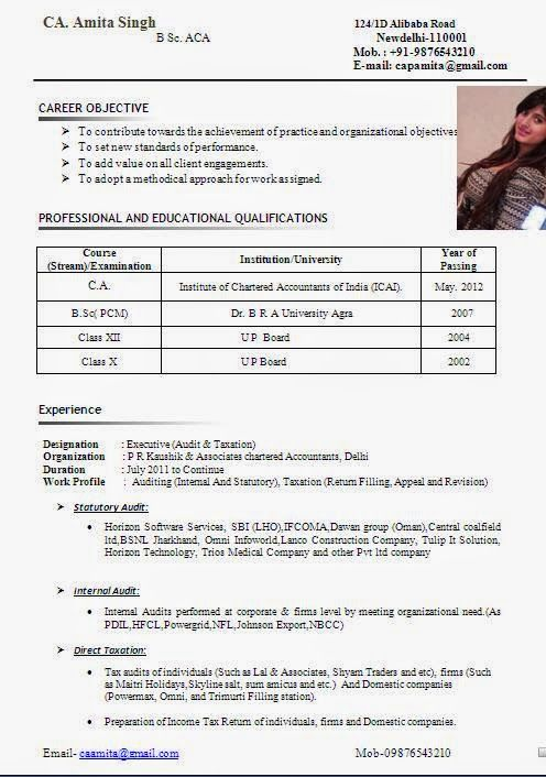 cv maken gratis Sample Template Example ofExcellent Curriculum - doctors resume format