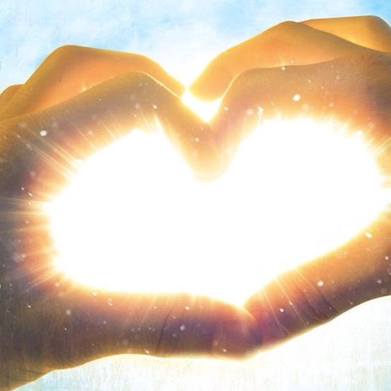 Let your love shine!