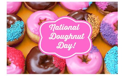 30+ Free Doughnut Day 2020  Pictures