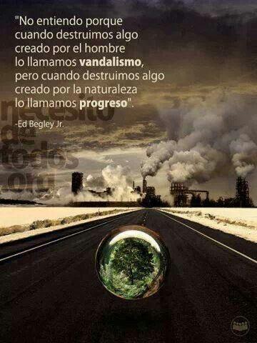 #Medio Ambiente:
