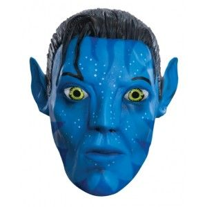 Masque avatar jake sully homme, licence