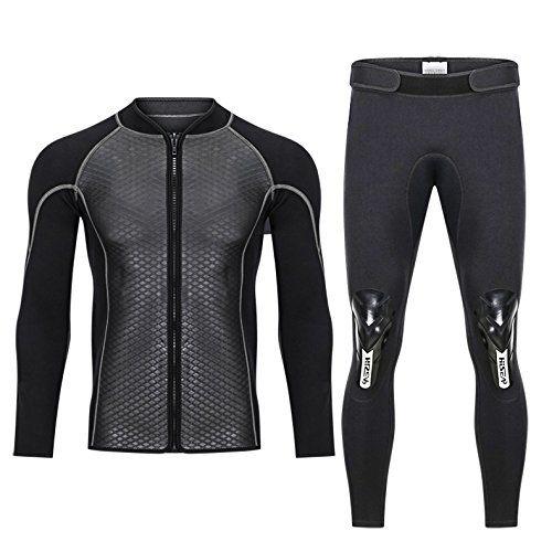 Wetsuit Shorts Black Large 2mm Smooth Skin Neoprene 2 mm Surf Dive Swim Pants