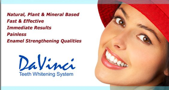 Davinci Teeth Whitening System Reviews www.mixedcreationsskincare.com love this system