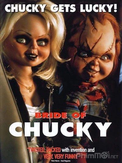 Ma Búp Bê 4: Cô dâu của Chucky - HD