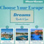 #ResortEscape