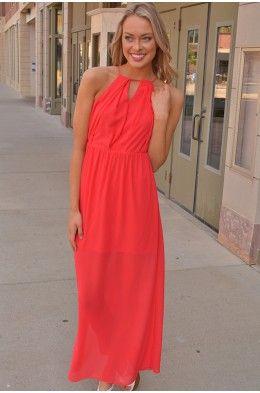 Alicia Cherry dress so pretty! #chelseasboutique #fashion #siouxfalls #southdakota