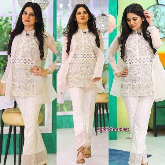 Beautiful Sanam Baloch Dress Pakistani Dresses Casual Indian Designer Outfits Fashion Design Clothes