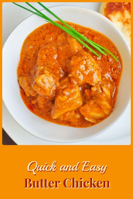 Kosher indian butter chicken recipe