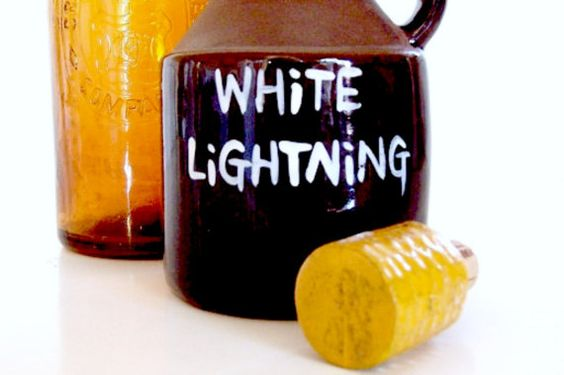 white lightning...moonshine | where's the bar? | Pinterest ...