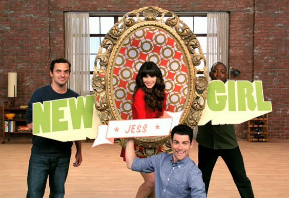New Girl, good first season, funny, adorable cast, so far so good.  PS. Team Schmidt