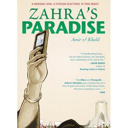 Zahra's Paradise graphic novel