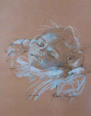 Por amor al arte: Grace Paleg