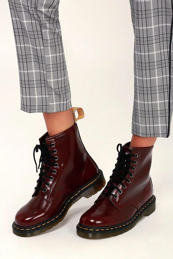 Dr martens boots outfit