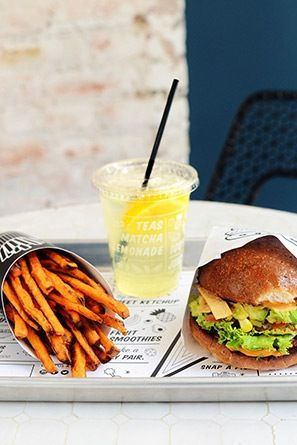 The Best Healthy, Fast Lunches in NYC (That Aren't Pret) via @PureWow