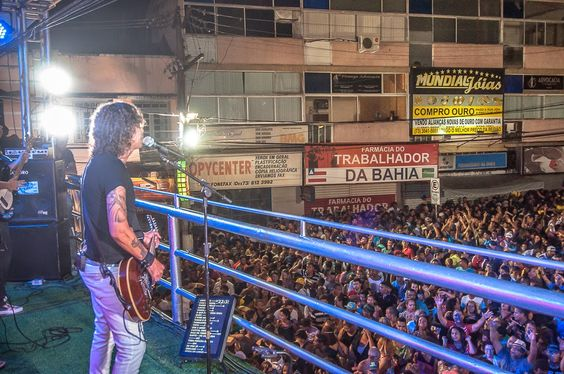 Expressaounica: Luiz Caldas no Beco do Fuxico demonstrou que itabu...