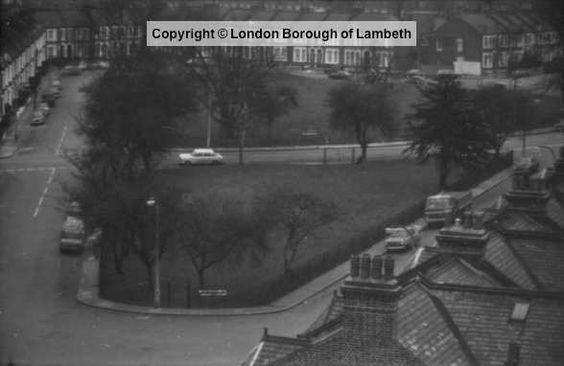 Holmewood Gardens, Brixton Hill