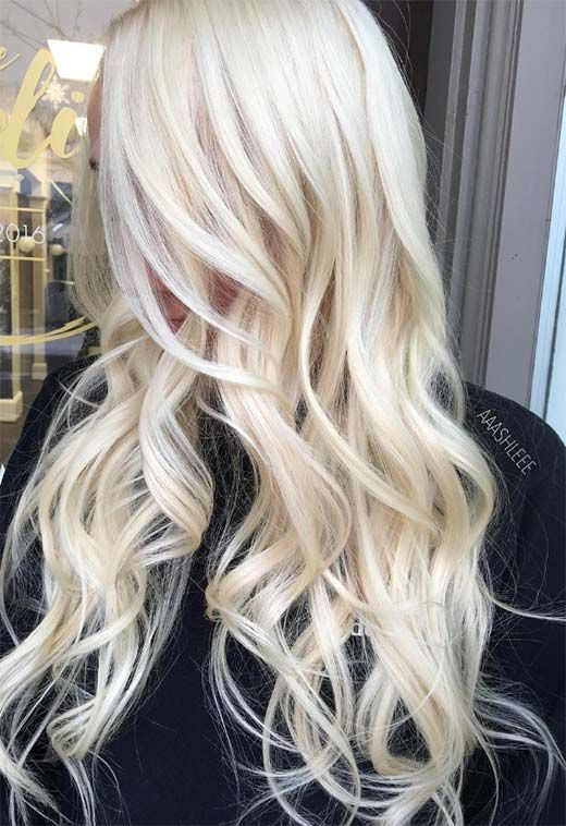 53 Beautiful Summer Hair Colors Trends Tips Summer Blonde