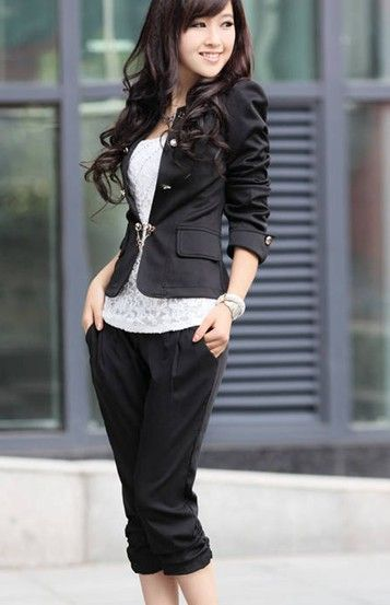 Outfits Formales Mujeres