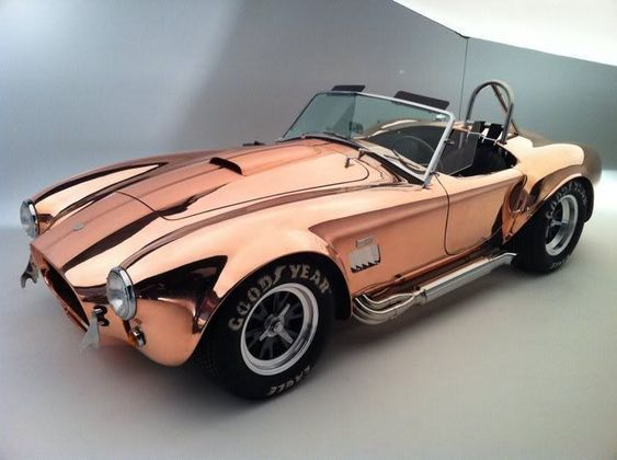 Copper Cobra Classic Cars Ford Shelby Cobra Classic Cars Vintage