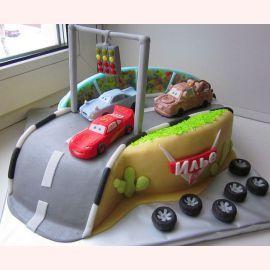 Прослойки для детских тортов фото 9