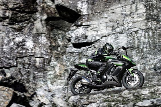 """Kawasaki Z1000SX """"ABS"""" (2016)"""